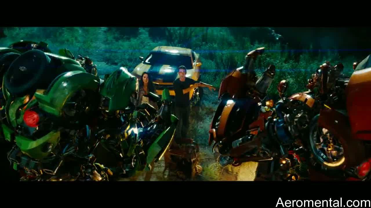 Transformers 2 Sam gemelos