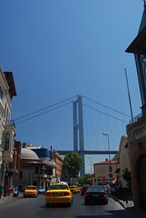 Below the bridge (Let Ideas Compete) Tags: life city travel bridge turkey cityscape istanbul touristcity muslimcountry istanbbul civilizaton secularcountry