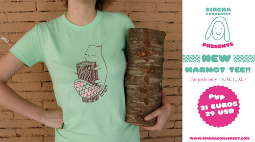 Nueva camiseta!! New tee!!