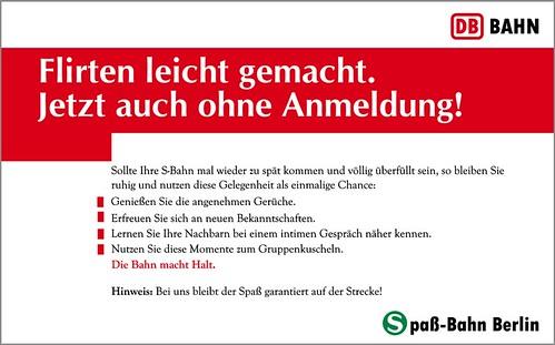 Spaß-Bahn Berlin