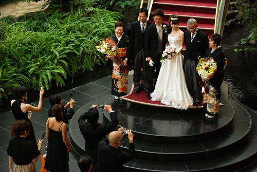 Meguro: Meguro Gajoen Wedding