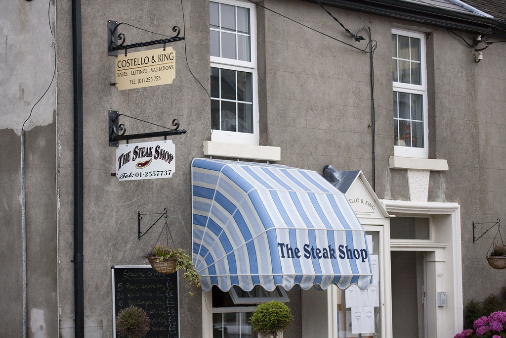 Greystones - The Steak Shop