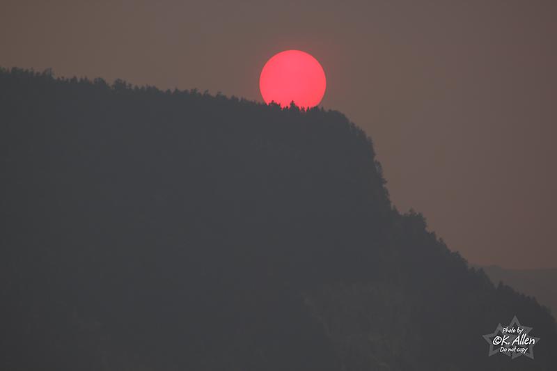 Lillooet Sun