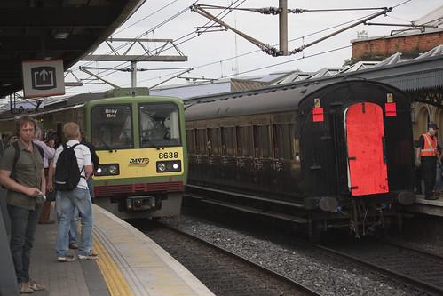 train steam infomatique trainsandstationsinfomatique kingstownspecialinfomatique
