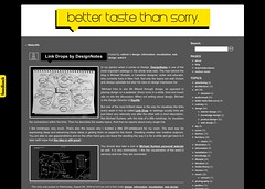 Link Drops by DesignNotes | better taste than sorry._1249599832064