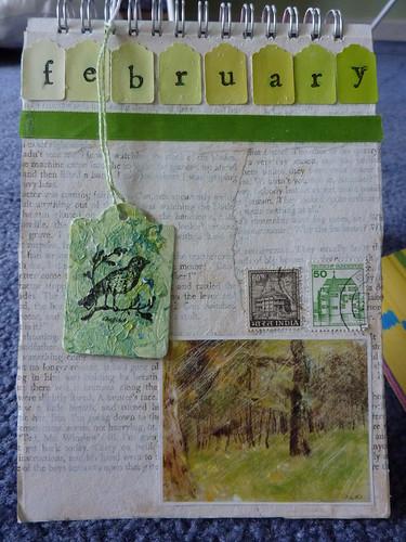 February - Step 4