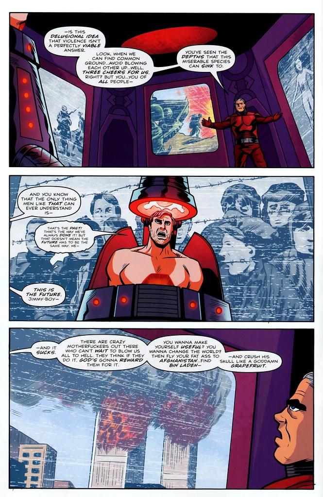 The Life and Times of Savior 28 #4 - Page 12