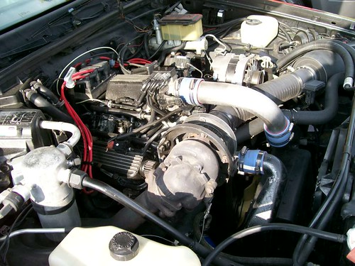1987 Buick Grand National Engine