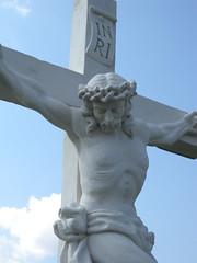 090815_StiftAltenburg_403 (weisserstier) Tags: cross jesus kreuz inri christus gekreuzigter gartenderreligionen