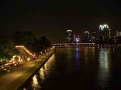 2009-08-05 061 (PF60 (second book of pics)) Tags: night river germany deutschland nacht frankfurt main frankfurtammain flus fotocompetition|fotocompetitionbronze