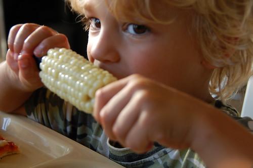 summer lovin': corn