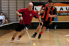 London Vikings - Speedhoc Bruessel - EuroFloorball Cup Qualification - 21.08.2009