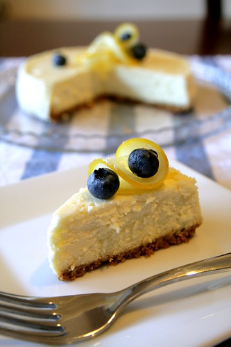 Lemon Cheesecake 044