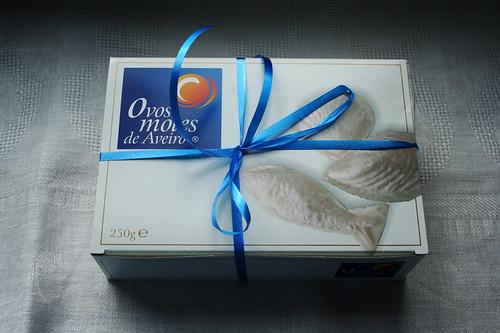 ovos moles, box