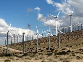 sustainable energy - wind