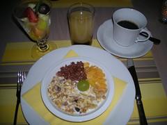 Frhstck im Charme Hotel Hancelot (multipel_bleiben) Tags: essen gastronomie frhstck