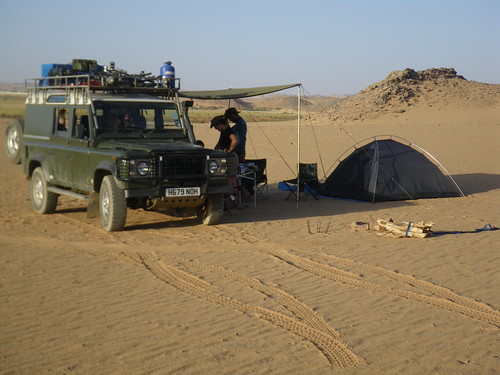 4612475111 401be6348d Camping in the Sahara