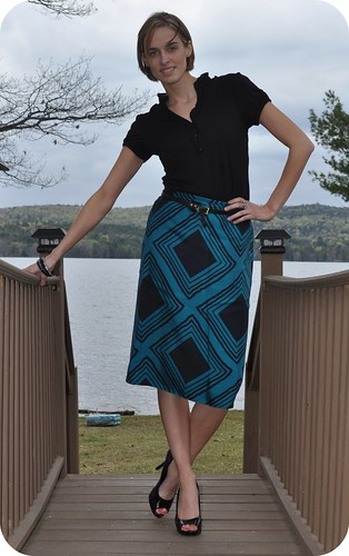 Triangle Skirt