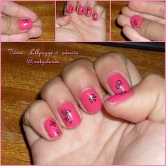 Venus e Adesivo (Natalia Yolanda) Tags: adesivo esmaltes lapogee