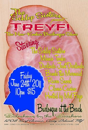 Treyf! Back