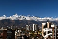 Santiago de Chile - After Rain (Fabro - Max) Tags: chile santiago aerialview santiagodechile vistaaerea vistaaérea santiagodochile skyscrapercity regiónmetropolitana