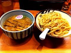 銀座 朧月 濃厚つけ麺