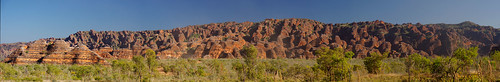 Bungle Bungles Panorama