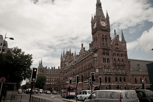 St. Pancras / King's Cross