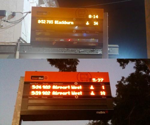 POTD: Smartbus signs