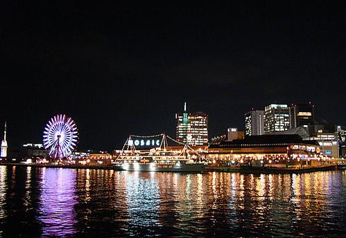 神戸 ハーバーランド モザイク