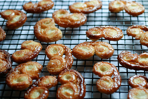 Bliss cooks: Painless palmiers