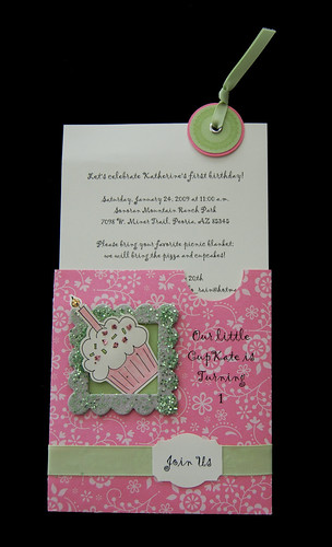 CupKate invitation