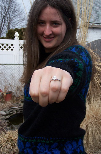 Being silly with my ring - SP 365.60
