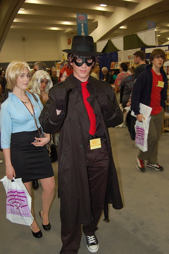 Wonder Con 2009: The Spirit