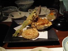 Tsunahachi Rin - Tempura (Webra) Tags: tokyo shinjuku tempura shunkan tsunahachirin