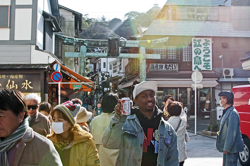 Mel Love Japan and Budweiser