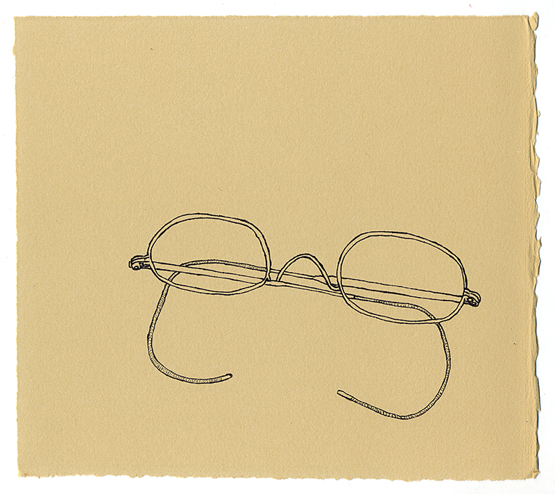 "Gandhi Glasses Wire-Rimmed ""Eyes"" Mahatma India"