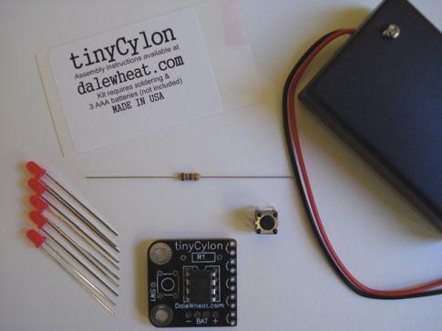 A Really Tiny tiny Cylon