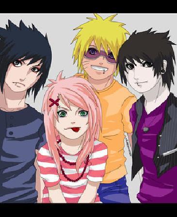 Paramore anime