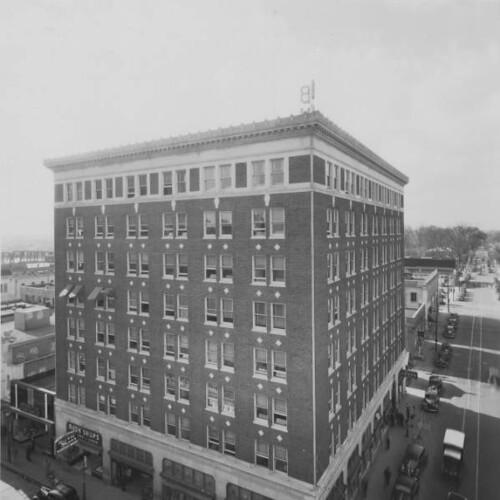Bernhardt Building Monroe Louisiana