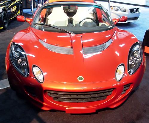 Lotus Elise Car