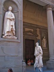 IMG_1696 Florence Uffizi Museum (godutchbaby) Tags: travel italy florence statues firenze uffizimuseum
