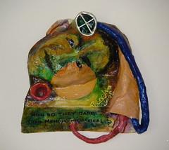 Allegory (edelvert) Tags: art papiermache tomasito thomaswold