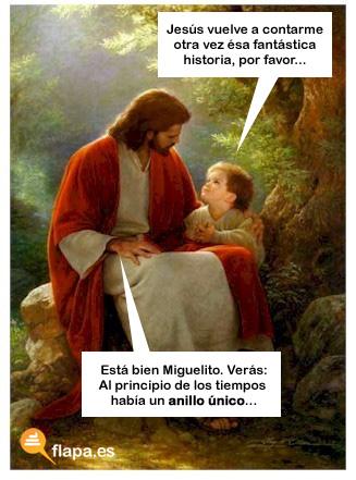 Jesus de los anillos