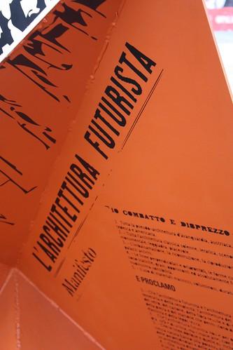 Architetture futuriste #7: l'architettura futurista