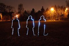 DSC_1979 (photo.zombie) Tags: longexposure light lightpainting silhouette night writing tokina1224 d300 komorow lightwirting
