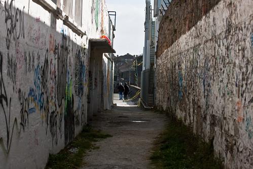 Graffiti In Blackrock