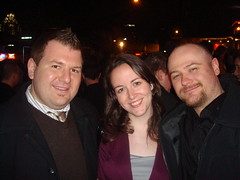 Tony Adam, Kate Morris, Scott Polk