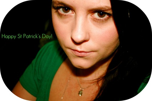 Picnik: Happy St Patrick's Day!