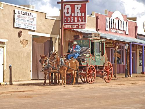 mules drawn coach